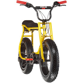 """Ruff Cycles Lil'Buddy 20"""" Bosch Active Line 500Wh, amarillo"""
